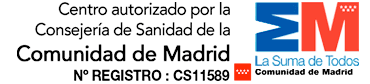Clinica Fisioterapia Madrid Centro Footer