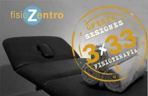 Ofertas Fisioterapia Madrid 3sesiones x 33€/sesión