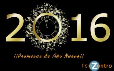 Promesas de Año Nuevo | Fisioterapia Madrid