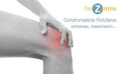 Condromalacia Rotuliana : sintomas, tratamiento, ejercicios